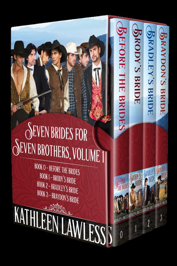 Seven Brides for Seven Brothers Volume 1 Box Set