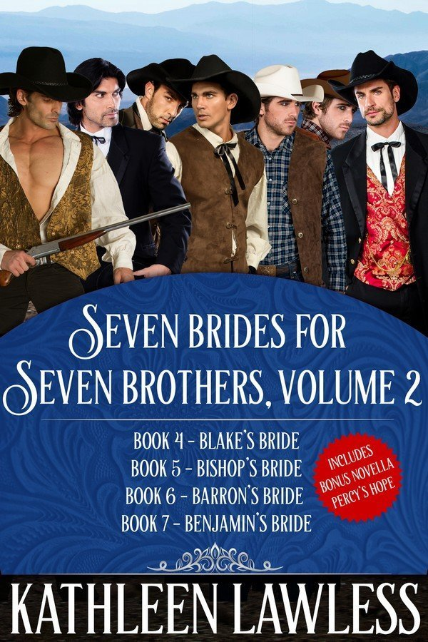 Seven Brides for Seven Brothers Volume 2