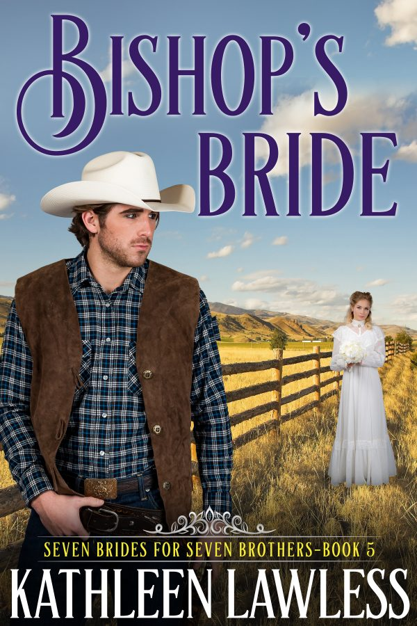 cover of Bishop's Bride by Kathleen Lawless