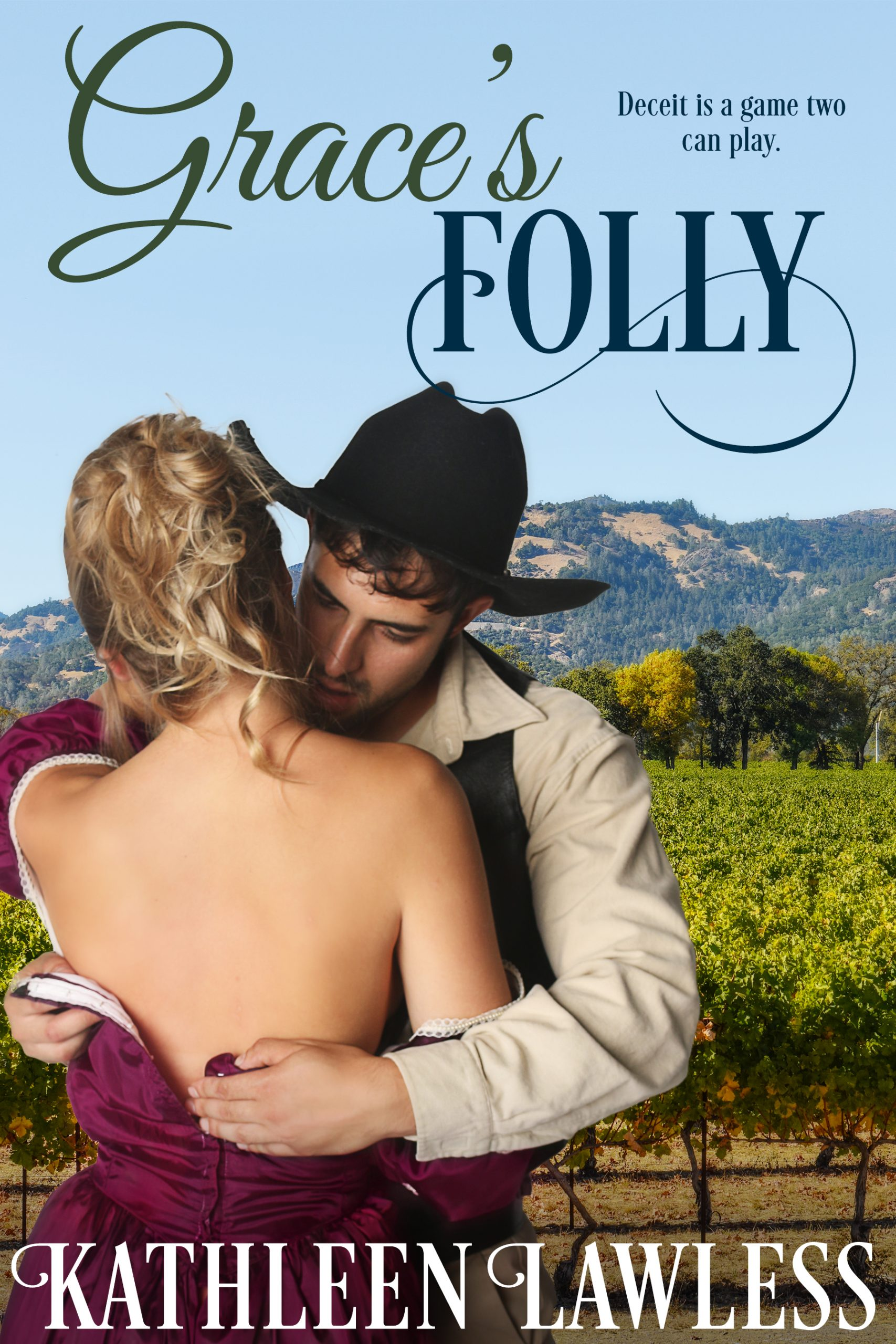 Grace's Folly by Kathleen Lawless