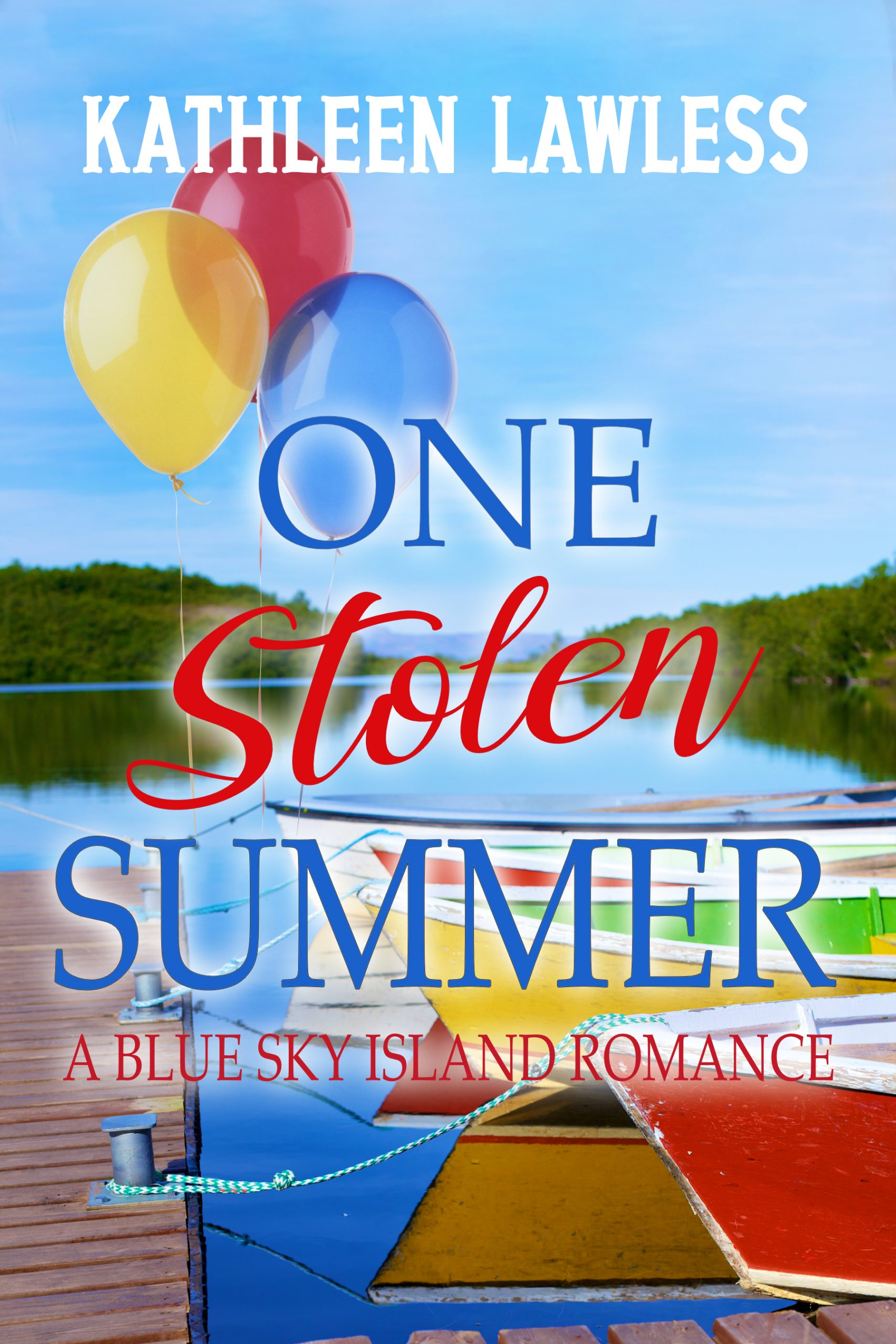 One Stolen Summer by Kathleen Lawless