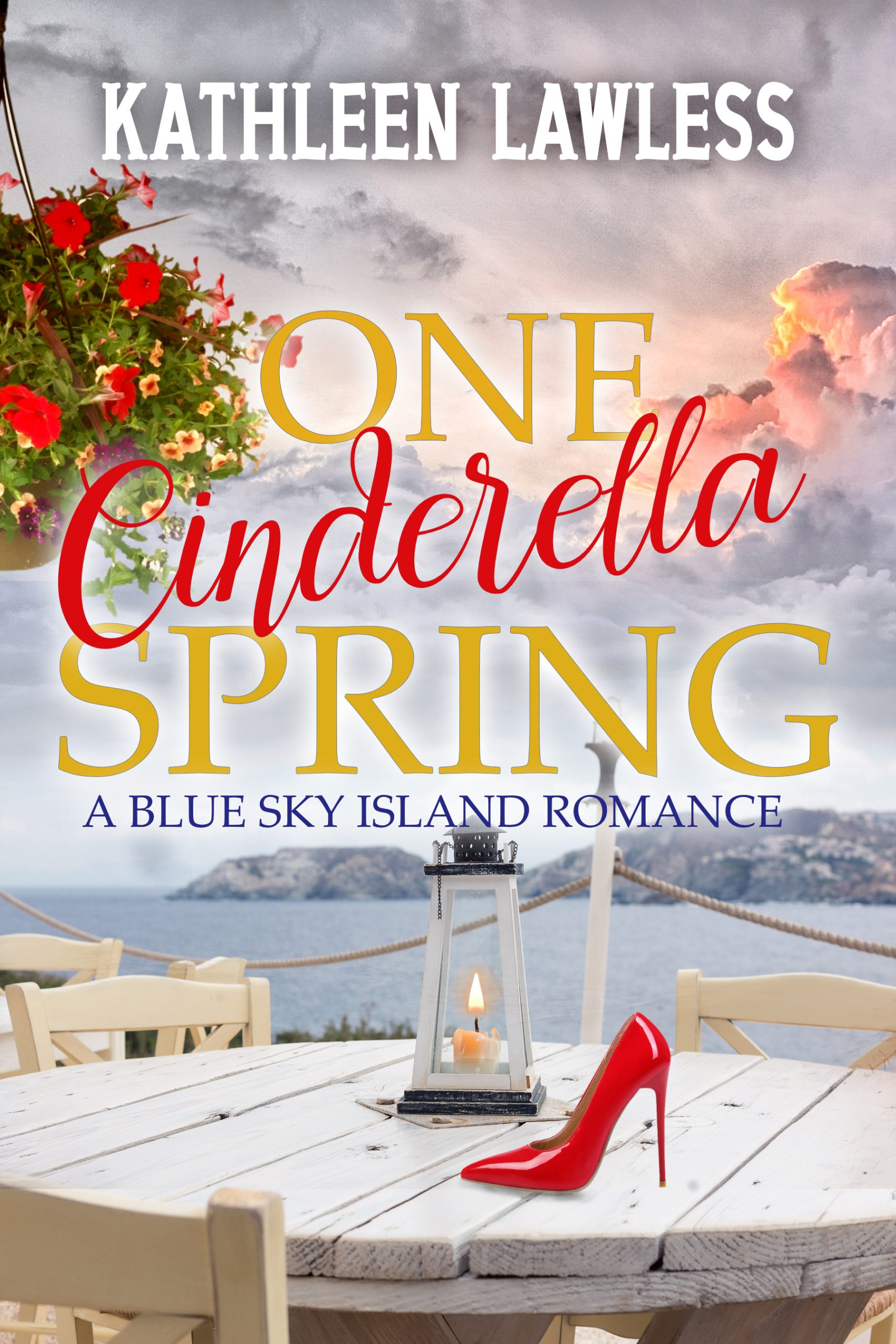 One Cinderella Spring by Kathleen Lawless