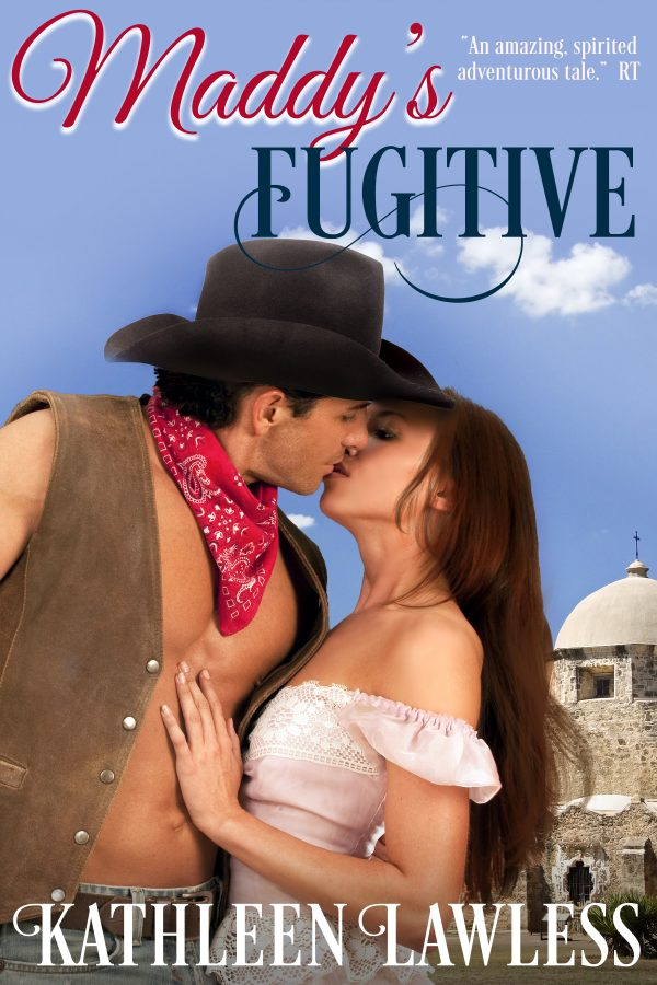 Maddy's Fugitive by Kathleen Lawless