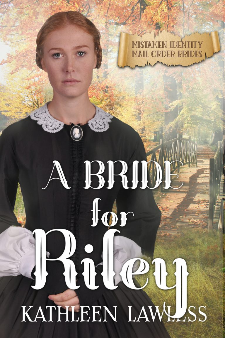 A Bride for Riley: Mistaken Identity Mail Order Brides Book