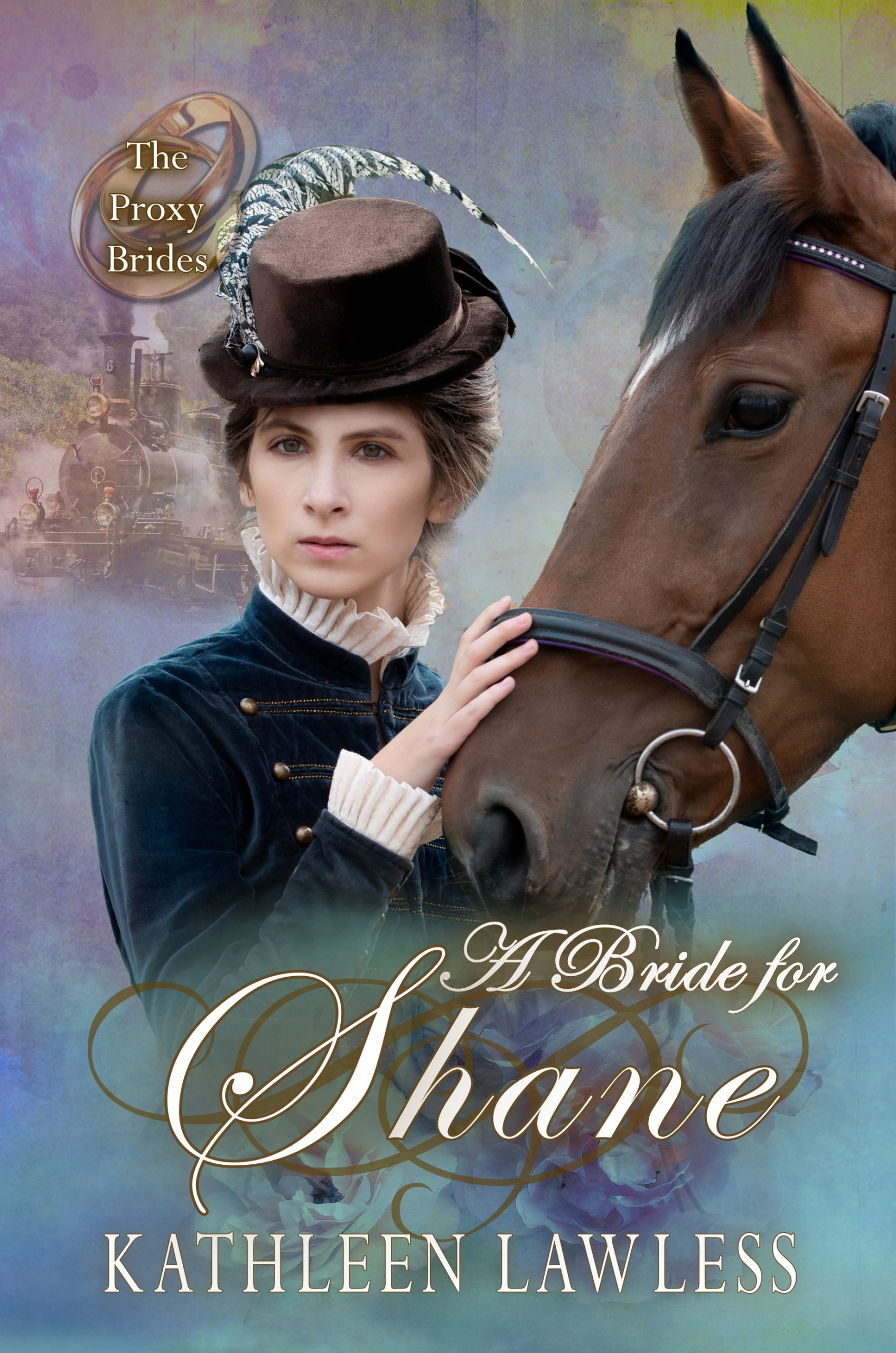 A Bride for Shane by Kathleen Lawless