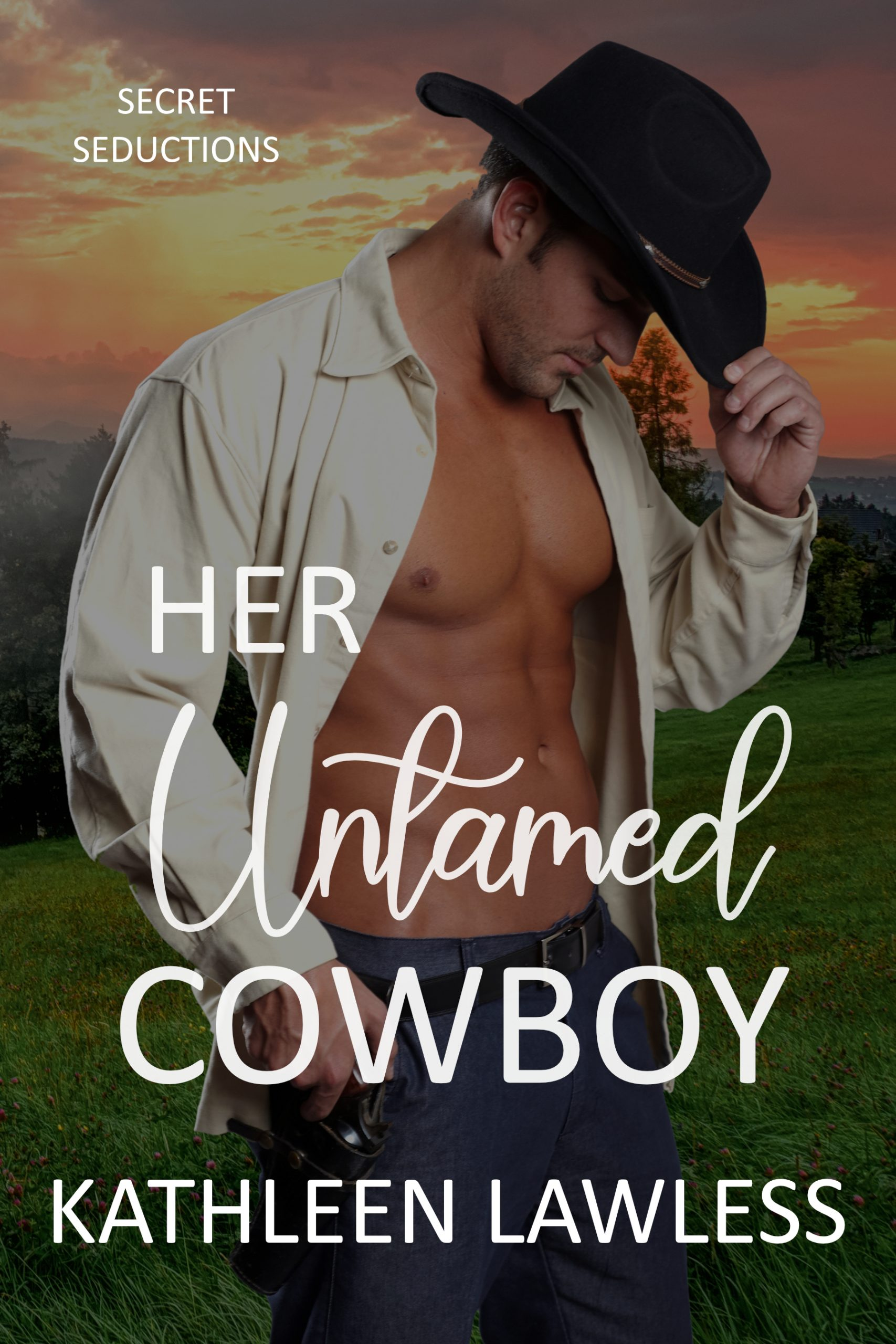 Her Untamed Cowboy by Kathleen Lawless